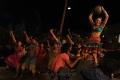 Nathalia Kaur Hot Item Song Stills in Dalam Movie