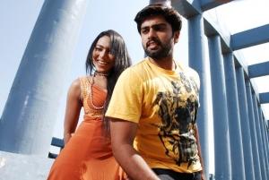 Pranav, Risha in Nathikal Nanaivathillai Movie Stills