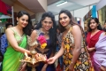 Priyanka Augustin, Charishma Shreekar, Usha Kurapati @ National Silk Expo 2018 Launch Photos