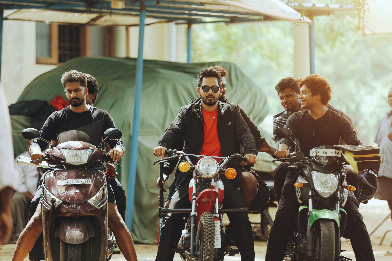 Actor Hiphop Tamizha Aadhi in Natpe Thunai Movie Stills HD