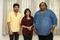 Kavin, Ramya Nambeesan, Ravindar Chandrasekaran @ Natpuna Ennanu Theriyuma Movie Pooja Stills