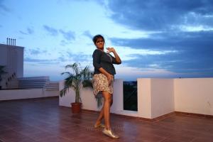 Actress Ramya Nambeesan in Natpuna Ennanu Theriyuma Movie Stills HD