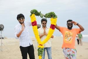 Raju, Kavin, Arunraja Kamaraj in Natpuna Ennanu Theriyuma Movie Stills HD