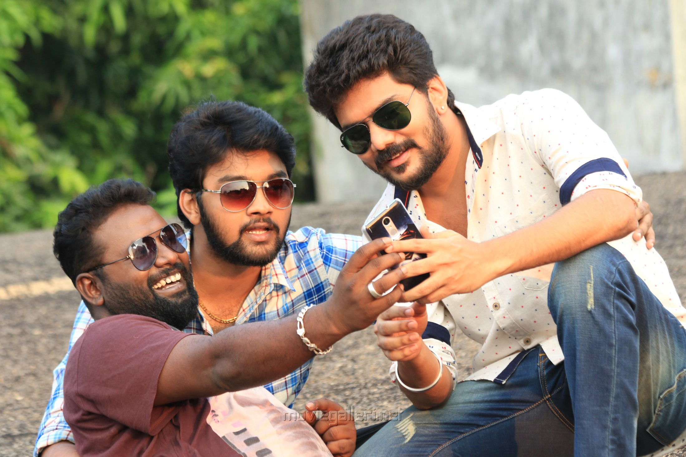 Arunraja Kamaraj, Raju, Kavin in Natpuna Ennanu Theriyuma Movie Stills HD