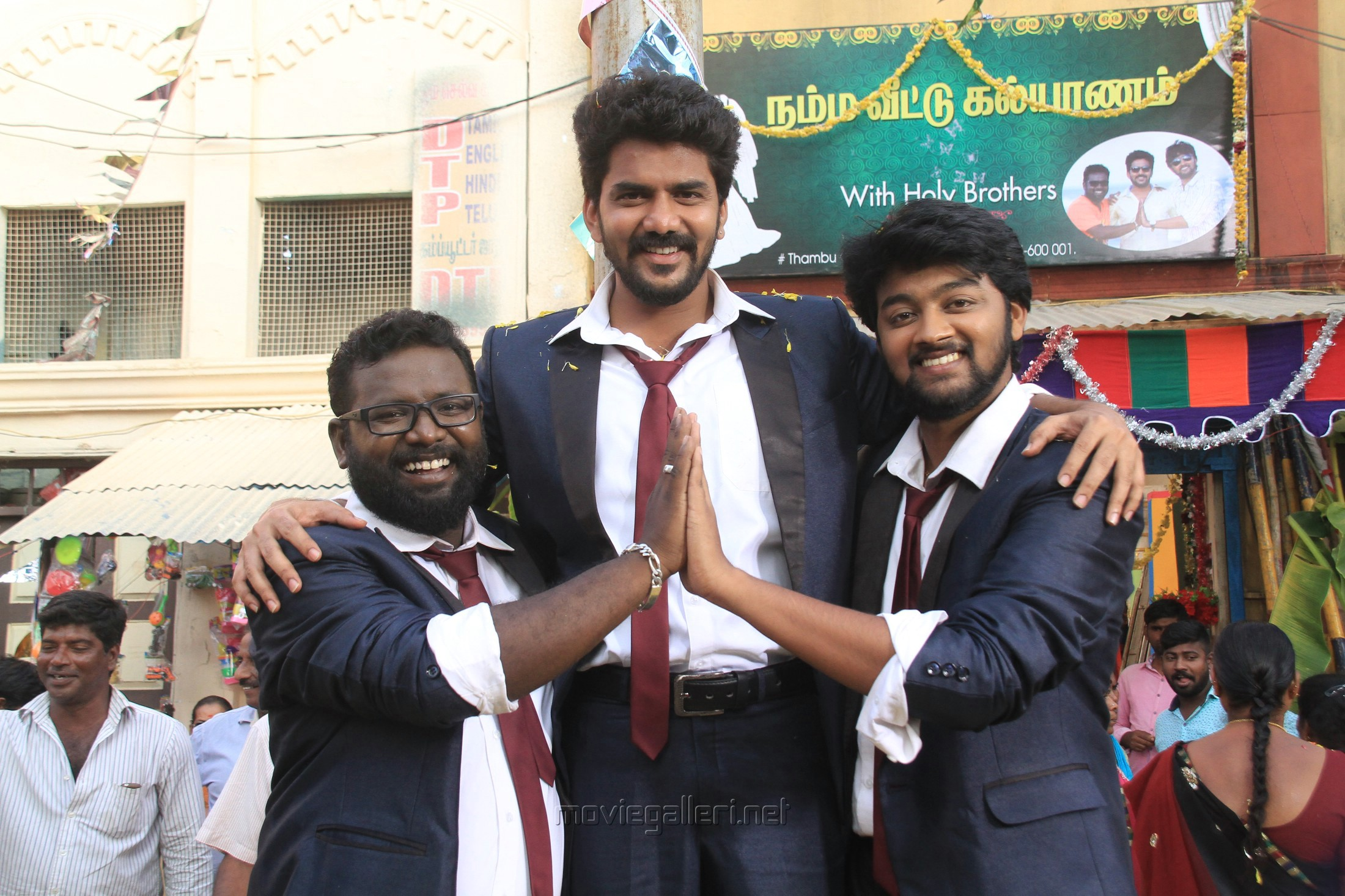 Arunraja Kamaraj, Kavin, Raju in Natpuna Ennanu Theriyuma Movie Stills HD