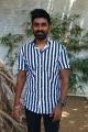 Music Director Dharan Kumar @ Natpuna Ennanu Theriyuma Thanks Giving Meet Stills