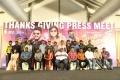 Natpuna Ennanu Theriyuma Thanks Giving Meet Stills