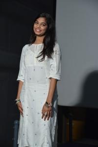 Actress Natti Karuna Pictures @ Deyyamtho Sahajeevanam Trailer Launch