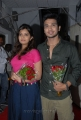 Nikhil and Swathi launches Naturals family Salon & Spa