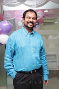 C.K.Kumaravel at Naturals Lounge 250th Salon Launch Stills