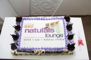 Naturals Lounge 250th Salon Launch Stills