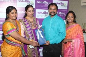 Naturals Salon Lounge Launch @ Neelankarai Stills