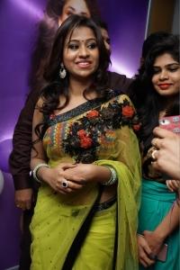 Manali Rathod @ Naturals Salon Launch at Mehdipatnam, Hyderabad