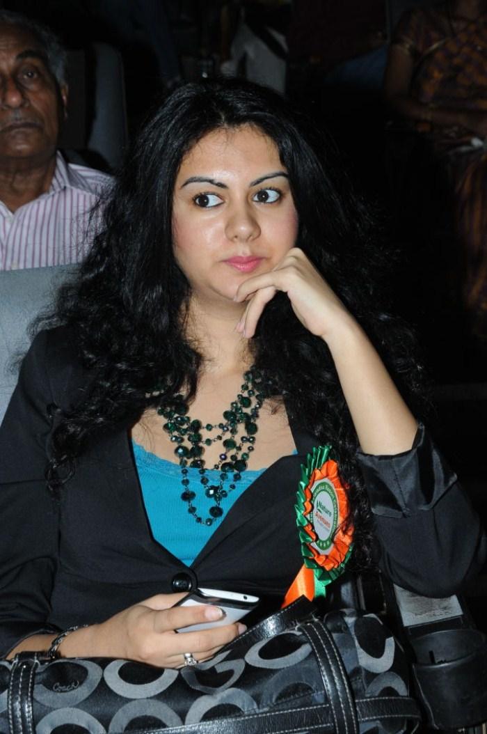 Kamna Jethmalani at Nature Paradise Resort Celebrations