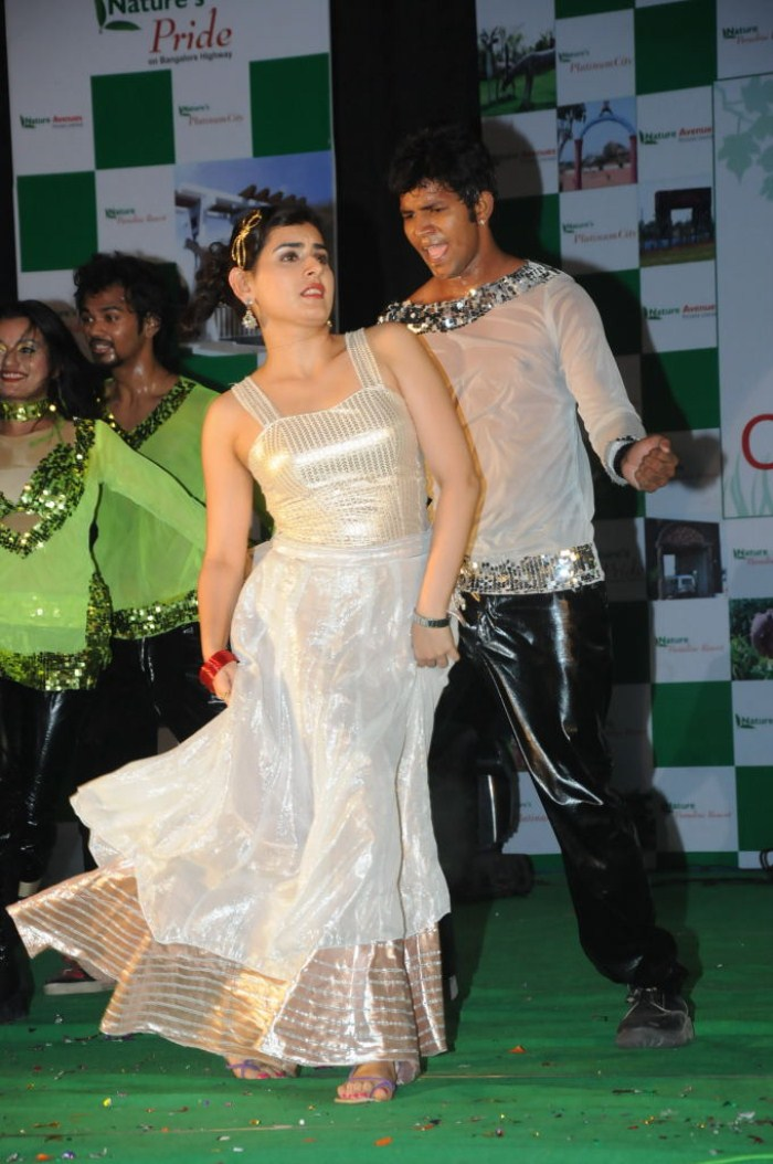 Actress Archana Veda Hot Dance Pictures