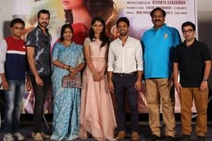 Telugu Short Film Natyam Press Meet Photos