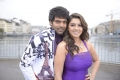 Arya, Hansika Motwani in Naughty Boys Telugu Movie Stills