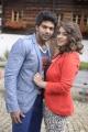 Arya, Hansika in Naughty Boys Telugu Movie Stills