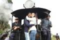 Dhanush, Amy Jackson in Nava Manmadhudu Movie Photos