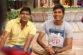 Sathish, Dhanush in Nava Manmadhudu Telugu Movie Stills