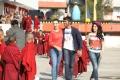 Amy Jackson, Dhanush in Nava Manmadhudu Telugu Movie Stills