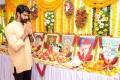 Naveen Chandra Yashas Cinemas Prod No.1 Movie Launch Stills