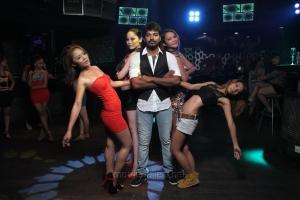 Jai in Naveena Saraswathi Sabatham Movie Latest Photos