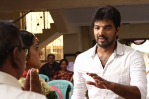 Actor Jai in Naveena Saraswathi Sabatham Latest Photos