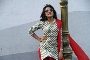 Actress Niveda Thomas in Naveena Saraswathi Sabatham Latest Photos