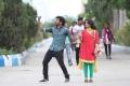 Jai, Niveda Thomas in Naveena Saraswathi Sabatham Movie Stills