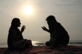 Niveda Thomas, Jai in Naveena Saraswathi Sabatham Movie Stills