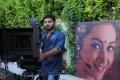 Cameraman Jagadeesh @ Nayagi Movie Pooja Stills