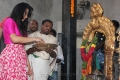 Nayaki Movie Pooja Stills