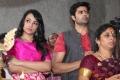 Trisha, Ganesh Venkatraman @ Nayagi Movie Pooja Stills
