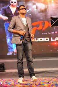 Singer Ranjith at Nayak Audio Release Stills