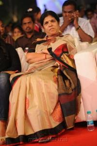 Chiranjeevi's Wife Surekha at Nayak Audio Release Stills