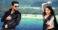 Ram Charan & Amala Paul in Nayak Movie Latest Wallpapers