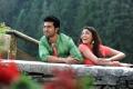 Ram Charan, Kajal in Nayak Movie Hot Photos