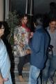 Ram Charan and Upasana Kamineni at Naayak Premiere Show