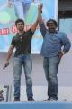 Ram Charan, VV Vinayak at Nayak Success Tour Photos at Rajahmundry