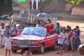 Actress Trisha Krishnan in Nayaki Movie Photos