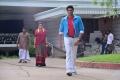 Trisha Krishnan & Ganesh Venkatraman in Nayaki Movie Photos