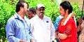 Kovi, Giridhar Mamidipally, Trisha @ Nayaki Movie Working Stills