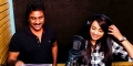 Raghu Kunche, Trisha Krishnan @ Nayaki Movie Working Stills