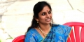 Producer Padmaja Mamidipally @ Nayaki Movie Working Stills
