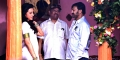 Trisha, Giridhar Mamidipally, Kovi @ Nayaki Movie Working Stills