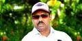 Producer Giridhar Mamidipally @ Nayaki Movie Working Stills