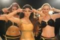 Actress Nayanthara Hot Pics in Krishnam Vande Jagadgurum