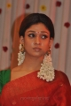 Nayanthara Beautiful Saree Stills