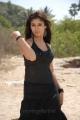 Tamil Actress Nayanthara Latest Hot Stills in Black Dress